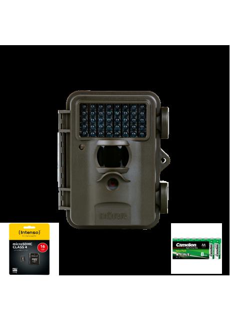 Fotopasca DÖRR SnapShot Limited Black 5,0 S + SD karta + batérie