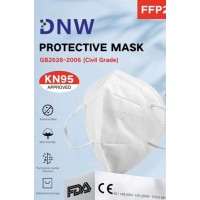 Ochranná rúška - maska bez výdychového ventilu