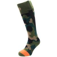 Elektricky vyhrievané ponožky - BD HEAT SOCKS XLP PFI 30 – CAMO