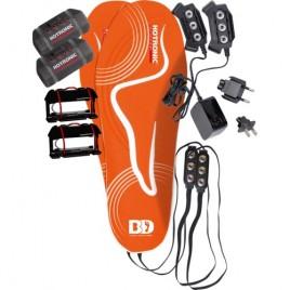 Elektricky vyhrievané vložky do topánok BD ANATOMIC INSOLES XLP - SADA