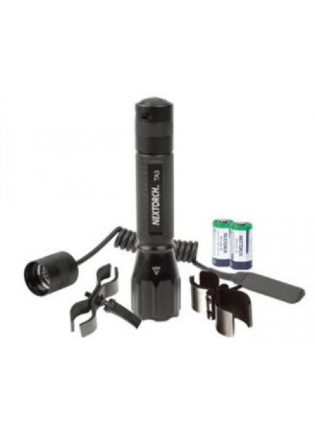 NexTorch - Lovecký set TA3 SET, Cree XM-L LED, 550Lumens (2xCR123)