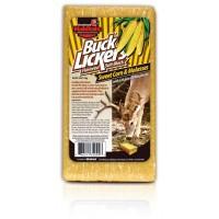 Soľná a minerálna kocka BUCK LICKERS - Sladká kukurica s  melasou