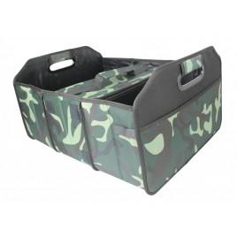 Trojdielna taška s termovložkou - CAMO