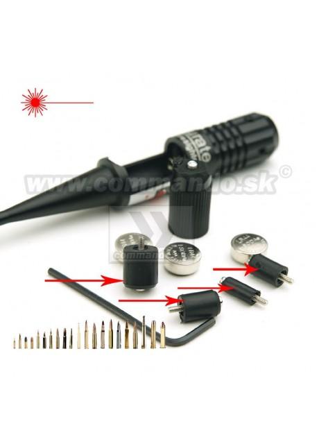 Laserový nastreľovač